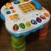 โต๊ะกิจกรรมเสริมการเรียนรู้ Intelligence Learning Table สินค้ามีมอก.ผ่านการรับรองคุณภาพ ปลอดภัย 100%