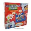 Letter & Number Game