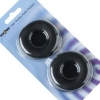 Hiegi ฟองน้ำหูฟังสำหรับ AKG K450 Q460 K452 1แพค 1คู่