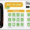 BRYTON : RIDER330T ไมล์ GPS + วัดหัวใจ + รอบขา