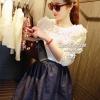 White Lady Lace & Organdy Sleeve by Seoul Secret