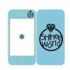 เคสไอโฟน 4/4s SHINee (สีฟ้า)