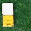 C004 กล่องลูกฟูก ขนาด 24.5*24.5*4 ซม. (10 ใบ)