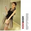 Cliona Made ,Modern Aishikada Chiffon Dress