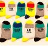 ถุงเท้า - ชื่อศิลปิน EXO
