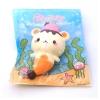 Squishy Strawberry Yummibear สกุชชี่หมี หัวสตรอเบอร์รี รุ่นพิเศษ หอมกลิ่นสตรอเบอร์รี่ นุ่ม สโลว์