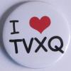 เข็มกลัด I LOVE TVXQ!