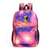 กระเป๋าเป้ลายกาแล็กซี่ BT21 สีชมพู เลือกลายได้