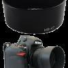 Hood HB-47 for Nikkor 50mm f/1.8G, Nikkor 50mm f/1.4G, Yongnuo 50mm f1.8, Yongnuo 35mm f2