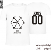 เสื้อยืด EXO Monster - KRIS สีขาว