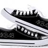รองเท้าผ้าใบ ศิลปิน AKB48