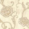 วอลเปเปอร์ลายดอกไม้ สไตล์วินเทจ DE-C28W