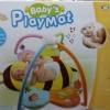 เพลยิม baby playmat butterfly