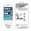 ฟิล์มกระจก iPhone 4/4S ยี่ห้อ EXCEL