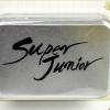 กล่องเหล็ก SUPER JUNIOR