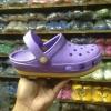 รองเท้า crocs retro clog รุ่นเรโทร สีม่วงอ่อน