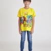 เสื้อยืดเด็ก รวมเหล่าซุปเปอร์ฮีโร่ Marvel Kid