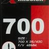 ยางใน X-Mission 700x35/43c FV48 จุ๊บเล็ก