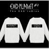 เสื้อแขนยาว EXO LUXION - SUHO สีขาว