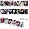 ภาพ LOMO โพลารอยด์ เซต 20 ใบ : EXO - LOVE ME RIGHT