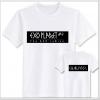 เสื้อยืด EXO LUXION - CHANYEOL สีขาว
