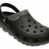 รองเท้า CROCS รุ่น Duet Max สีดำ