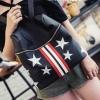 กระเป๋าเป้แบ็คแพ็ค วัสดุ NYLON เนื้อเงาหนา 2ชั้น คุณภาพ Premiem สรีนลายดาว