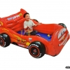 ชุดที่นอน /บ่อบอล /สระน้ำ ลาย Cars Intex Disney Pixars Cars เตียงและโซฟานั่งเล่นเป่าลมสำหรับเด็ก
