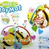 เพลยิม Baby Playmat butterfly ส่งฟรี