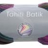 ไหมพรม Tahiti Batik Col.06(เหลือบม่วงเขียวฟ้าทะเล)
