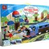 ตัวต่อเลโก้รถไฟโทมัส พร้อมรางรถไฟ