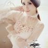 Champagne Divine, Luxy Queen dress