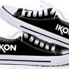 รองเท้าผ้าใบ ศิลปิน IKON