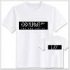 เสื้อยืด EXO LUXION - LAY ขาว