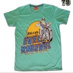 เสื้อยืดชาย Lovebite Size M - Evel Knievel