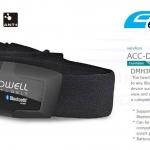 ECHOWELL : DMH30 สายคาดอกวัดหัวใจ BT4.0&ANT+