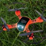ROBOT DRONE / fpv-wifi / หุ่นยนต์สอดแนม บังคับผ่านหน้าจอ
