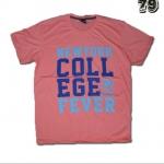เสื้อยืดชาย Lovebite Size XXL - Newyork College Fever