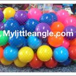 ลูกบอลหลากสี 100 ลูก ส่งฟรี