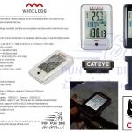 CATEYE : CC-MC200W Micro Wireless