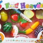 ของเล่นหั่นผักผลไม้แครอท ส่งฟรี