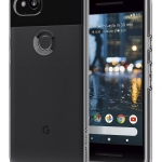 Spigen Liquid Crystal Google Pixel 2 Case with Slim Protection and Premium Clarity
