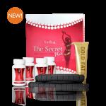 The Secret Plus เดอะซีเคร็ทพลัส อาหารเสริมลดน้ำหนักวุ้นเส้น เซท 4 กระปุก