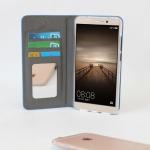 เคส Huawei Mate9 ฝาพับ (แบบมีกระจก)