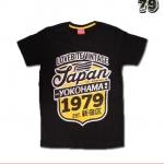 เสื้อยืดชาย Lovebite Size M - Lovebite Vintage Japan Yokohama 1979
