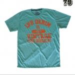 เสื้อยืดชาย Lovebite Size XXL - LVB Denim