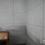 วอลเปเปอร์ สไตล์ลอฟท์ แผ่นคอนกรีต แบบ3มิติ full HD @ โรงงาน เพชรเกษม