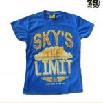 เสื้อยืดหญิง Lovebite Size L - Sky's the limit