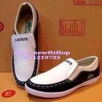 รองเท้าหนัง Lacoste ราครอส No.LD024