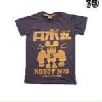 เสื้อยืดชาย Lovebite Size S - Robot No5
